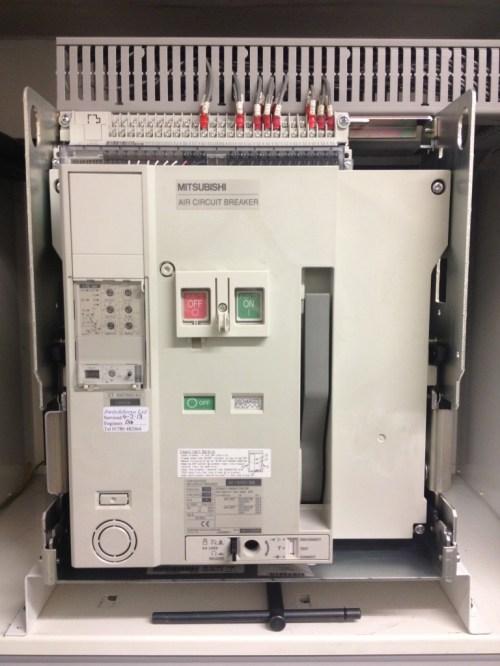 small resolution of mitsubishi ae sw air circuit breaker service upgrade