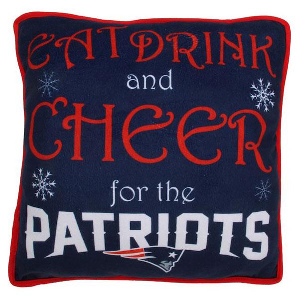 patriots pillow online