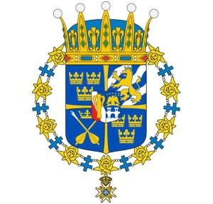 Prins Gabriels vapensköld