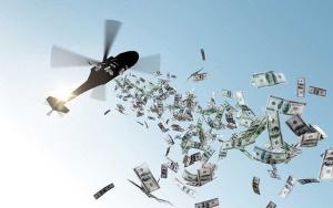 Helikopterpengar