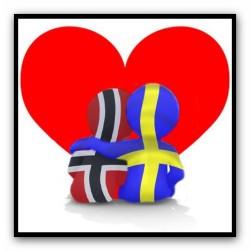 Norge + Sverige