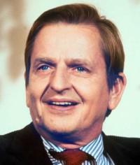 Olof Palme - politiker