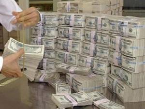 Många pengar