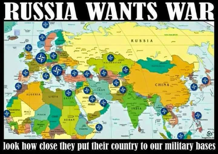 NATO - Ryssland