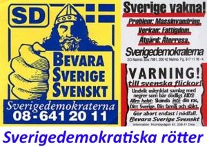 De Sverigedumokratiska rötterna
