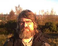 Skäggig Sven Ohlsson