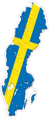 Sverige - stolta fosterland