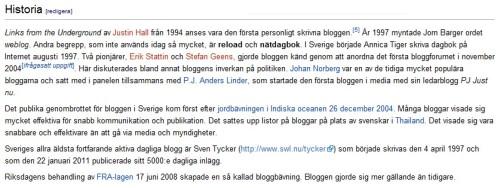 Wikipedia av Sven Tycker