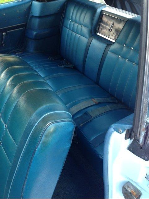 1968 Plymouth Fury III Convertible