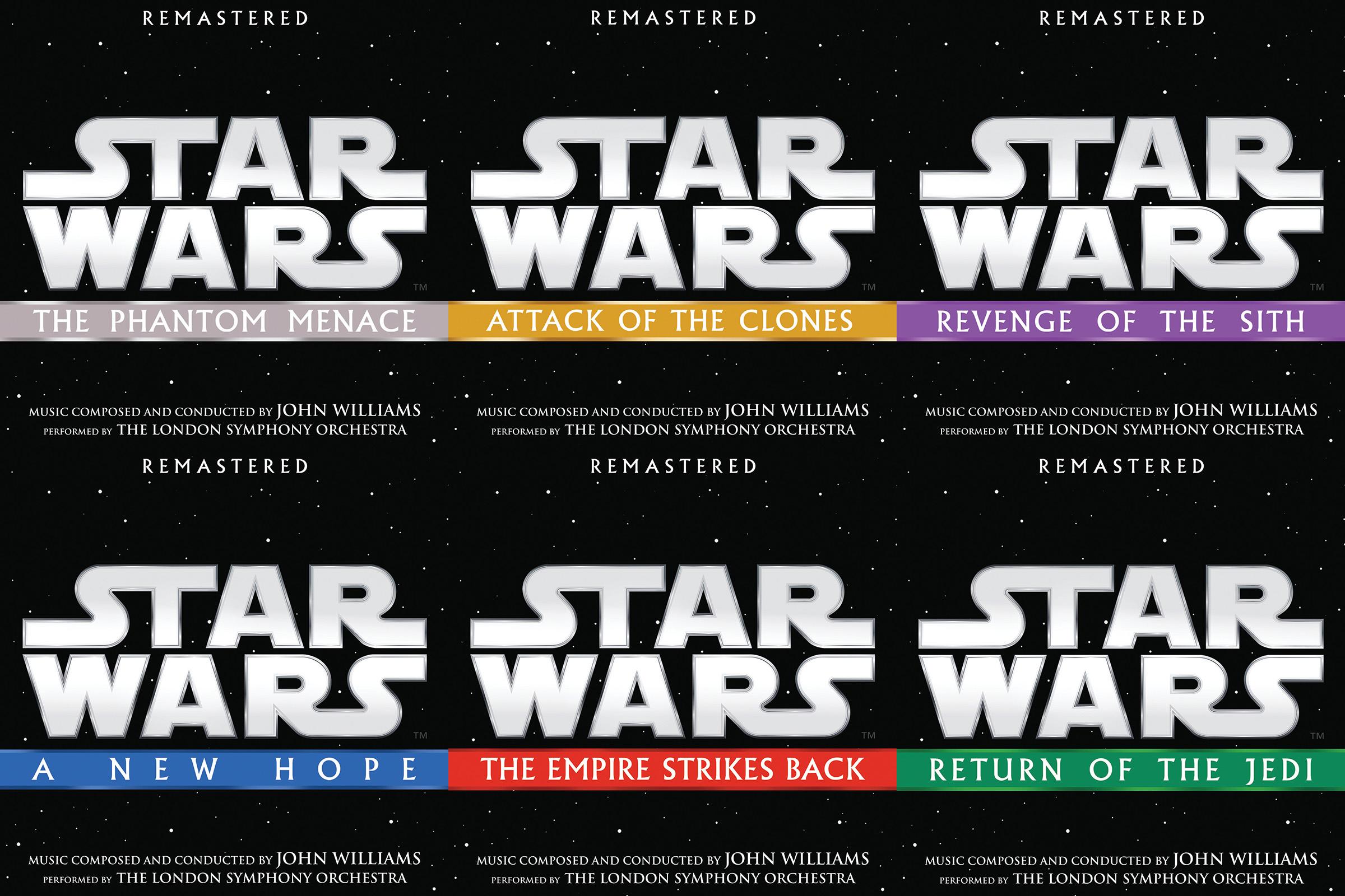 remastered star wars movie