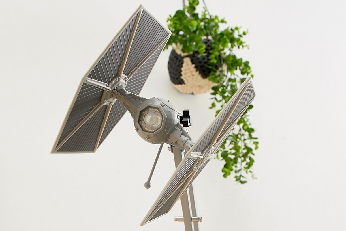 TIE Fighter Desk Lamp at Asos  SWNZ Star Wars New Zealand