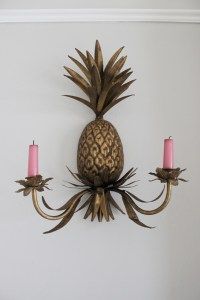Design Treat: Pineapple Wall Sconces and Misplaced Guilt ...