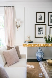 The Big Pink: Blush Pink Interior Inspiration - Swoon Worthy