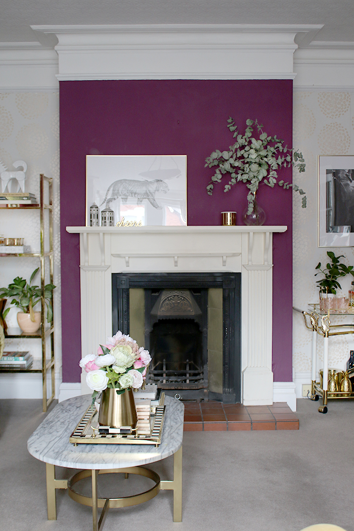 How I Ve Styled Our Living Room For Now Swoon Worthy