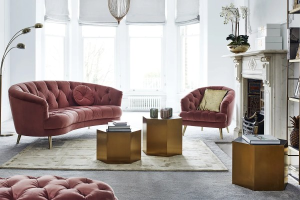 living room design trend 2019 2019 Interior Design Trends I'm Really Excited About - Swoon Worthy