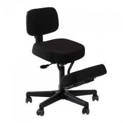 Ergonomic Posture Kneeling Chair Aeron Stool Conversion With Back Support By Qdos Now Available In