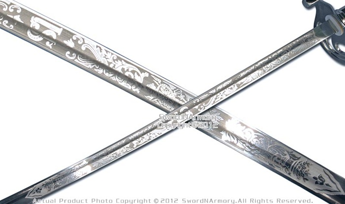 military ceremonial sword u