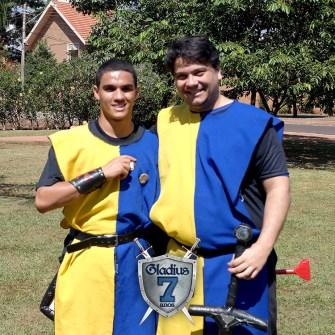 Torneio de Aniversário Gladius Swordplay 2015 - Larp Boffering
