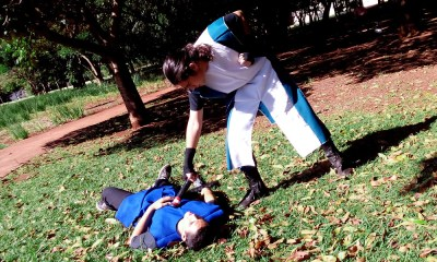 Gladius Swordplay Healer Curando
