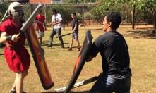 Torneio de Inverno do Clã Annarr - Gladius Swordplay