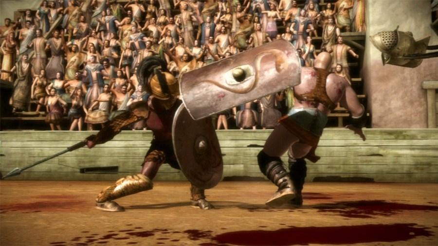 Gladius Swordplay Dia de Arenas
