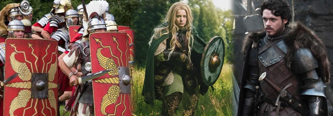 Armaduras no Swordplay – Escudos, Combinações & Considerações, Parte 2