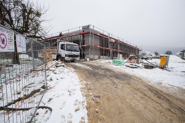 Großprojekt: Hallenbau Soll Nicht Teurer Werden Als Jetzt 4,6