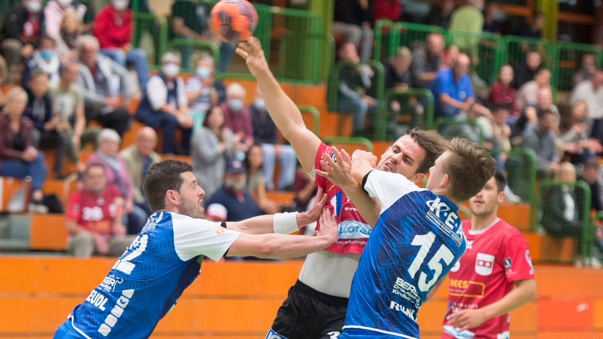 handball 3 liga so lief der drittliga auftakt des tsv blaustein im hintergrund sudwest presse online