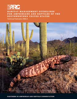 Southwest Habitat Management Guidelines