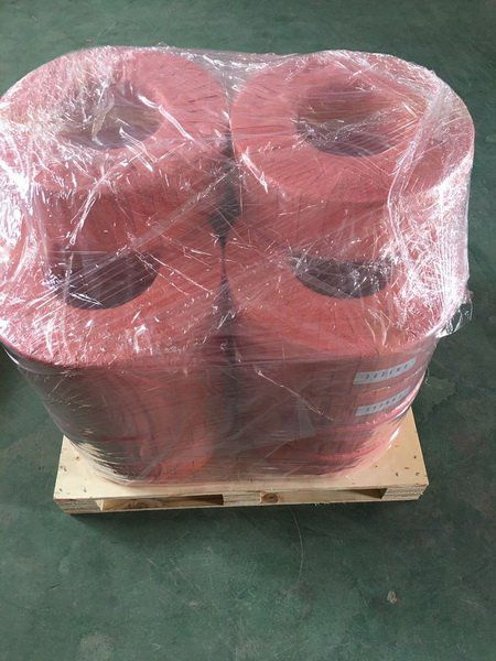 Bearings to be shipped, cargo pallets