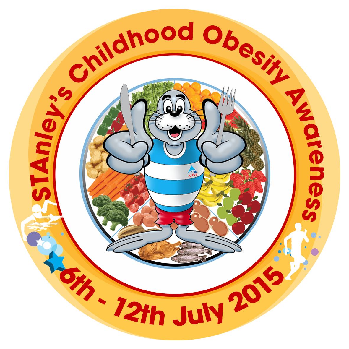 Childhood Obesity Awareness Week 06th To 12th July