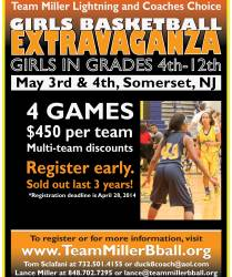 Team Miller Basketball Extravaganza