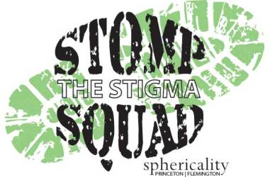 Stomp the Stigma logo