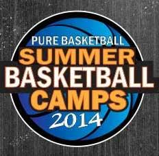 Pure Basketball Camp Logo