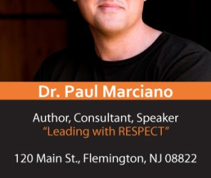 Paul Marciano Business Card