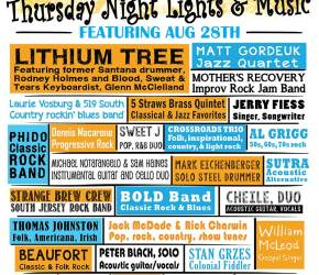 Thursday-Night-Lights-performances-poster