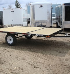 2020 14 1 3 5k atv utility sled trailer [ 2048 x 1536 Pixel ]