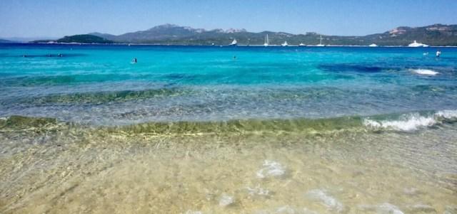 Summer in Costa Smeralda, Sardinia