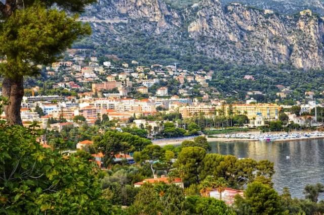 More views of Beaulieu-sur-Mer, Rothschild Villa, Nice, France