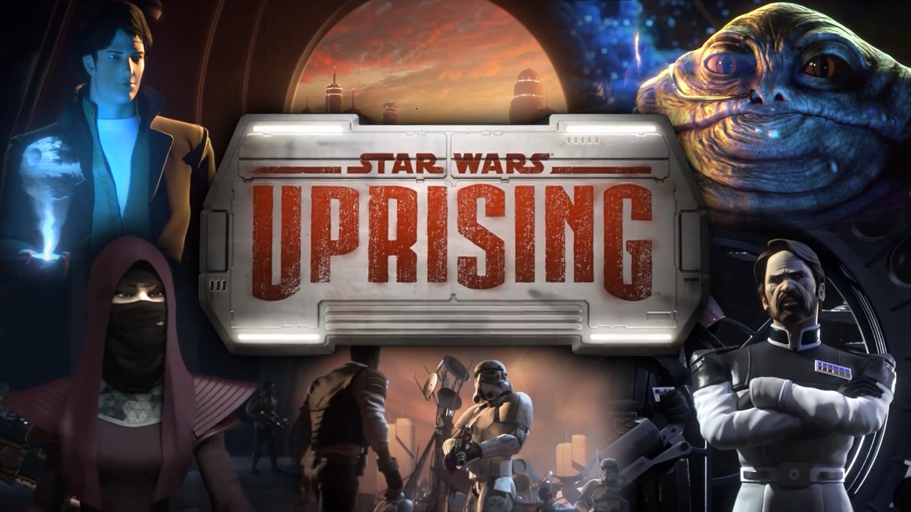 Image result for star wars uprising