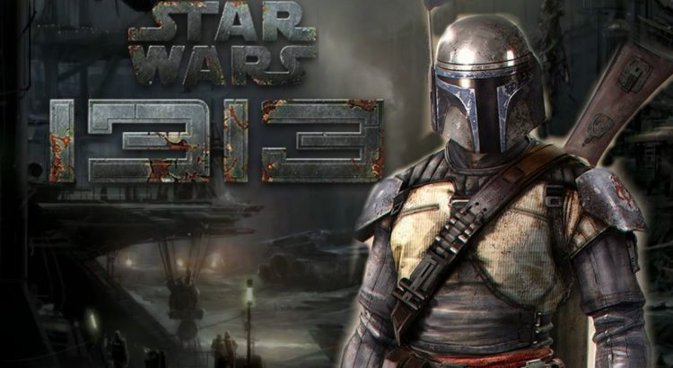 Star Wars The Old Republic Bounty Hunter