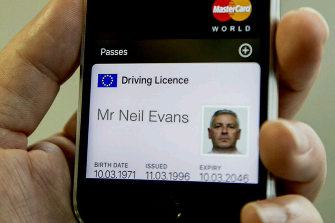 The Driving License is Going Digital
