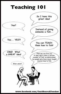 Common Core – Teach them to Fish