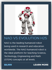 Secondary Education Robot Teachers from SoftBank. Danger, Will Robinson, Danger?