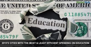 Does Spending More on K12 Education Produce Better Results?
