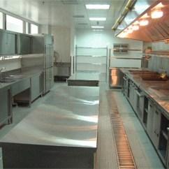 Commercial Kitchen Tile Used Metal Cabinets For Sale 商用厨房装修都应避免哪些雷区 商用厨房瓷砖