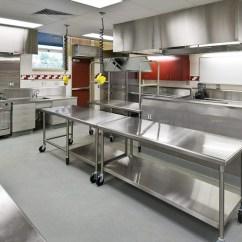 Commercial Kitchen Tile Flush Lighting 商用酒店厨房及食堂工程设备装修那点事 行业资讯 一 商用厨房工程装修3面要做好 墙面 顶面 地面