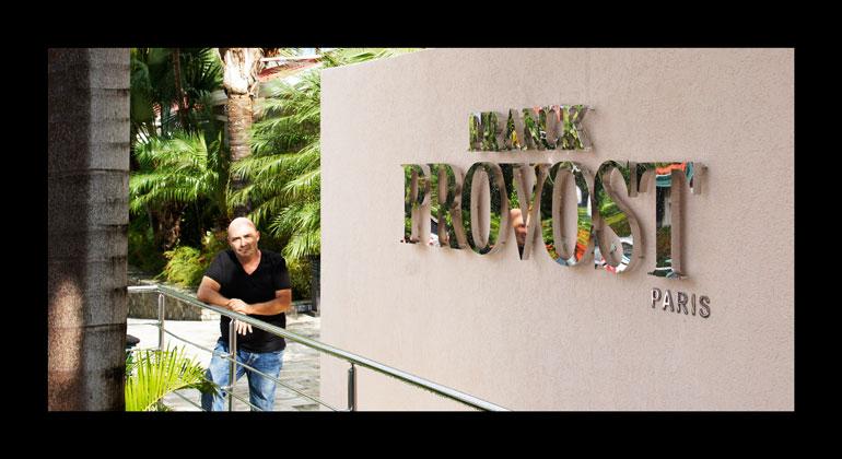 Franck Provost a choisi Pierre Vinotti