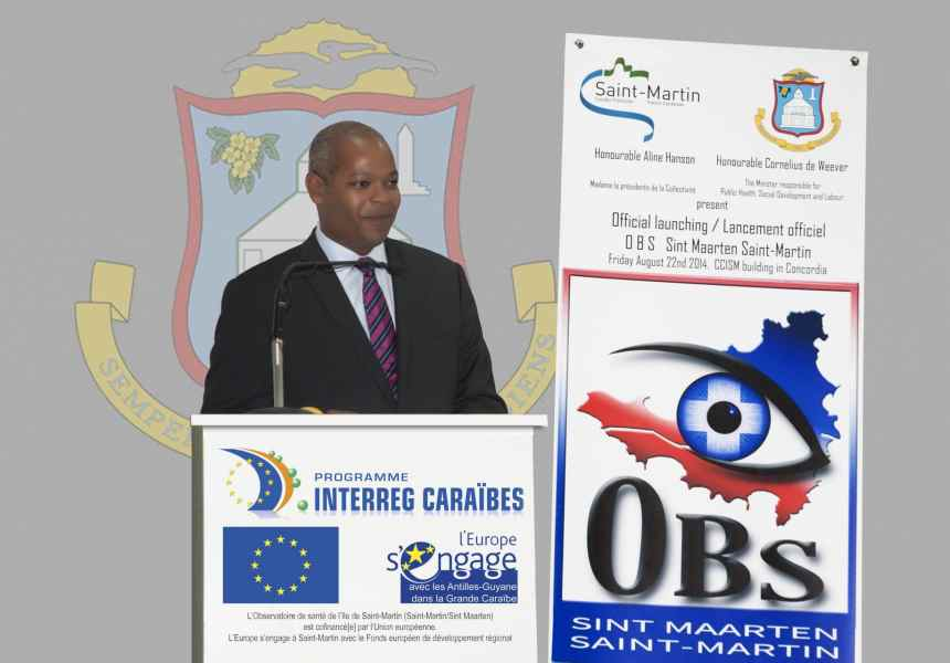 OBS Launching minister speech
