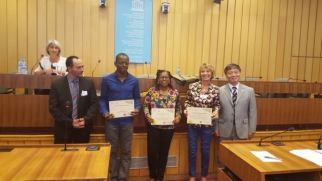 Archipel de Guadeloupe, les lauréats